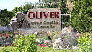 Welcome to Oliver The Wine Capital of Canada