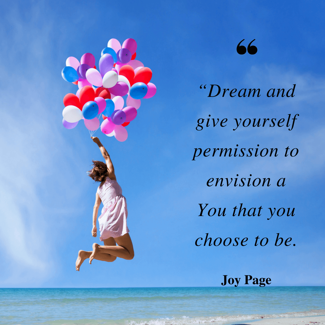 Joy Page Quote